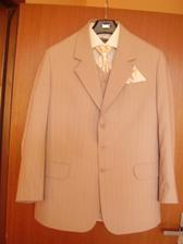 Svadobný oblek môjho Anjelika:-)))