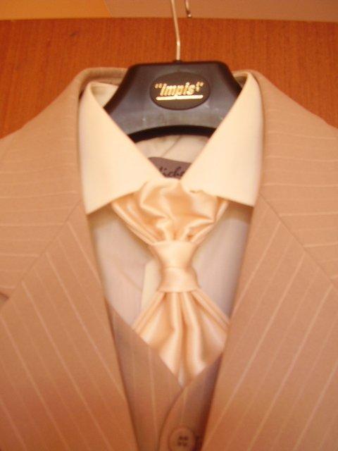 Zuzka a Erik - Detail kravaty...