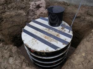 budeme eko, budeme chytat dazdovu vodu a usetrime na vode z vodovodu :)