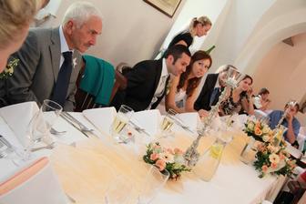 ceska svatba - foto Studio Vanesa, hostina Zamek Zabreh