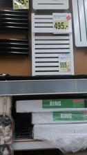 kúpelňový radiátor