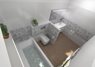 kúpelňa pri vstupe