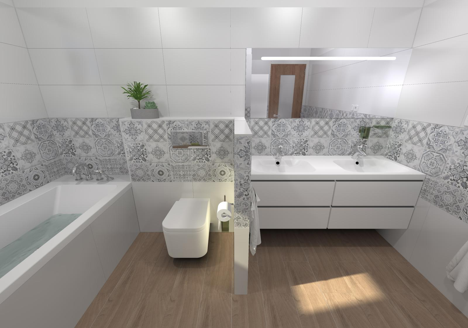 Môj výber do domu ::)) - kúpelňa pri vstupe