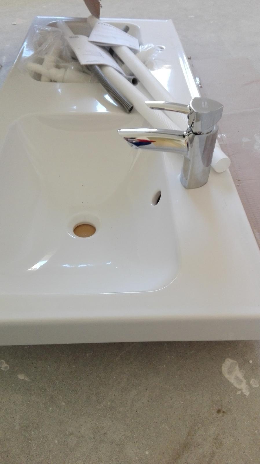 Môj výber do domu ::)) - Verim ze sme trafili velkost, nie je nad to pohodlne si umyt ruky ☺