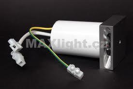 LED osvětlení schodiště... - Svítidlo Maxlight MiniLED II. Transformátor pro LED je již součástí svítidla.