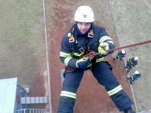 Mám doma hasiče, heč!