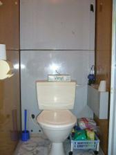 WC před R