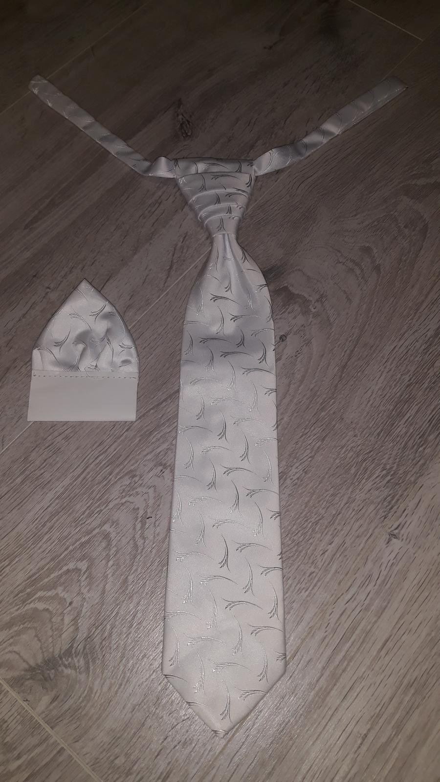 panska svadobna kravata - Obrázok č. 1