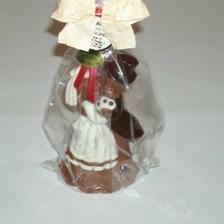 Čokoládové figurky nesmí chybět