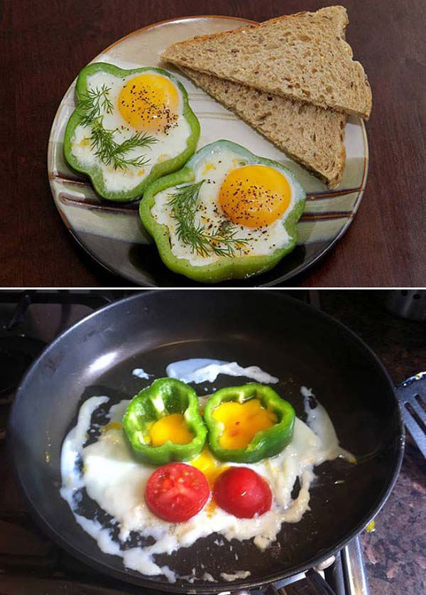 Veď aj SNAHA sa cení! - lahodné raňajky
