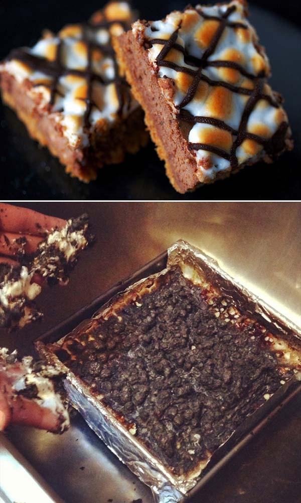 Veď aj SNAHA sa cení! - sladný koláčik