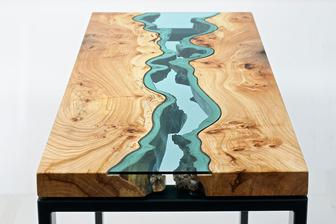 wow, nádhera: sklenená rieka na stole:  http://www.boredpanda.com/furniture-design-river-lake-tables-greg-klassen/