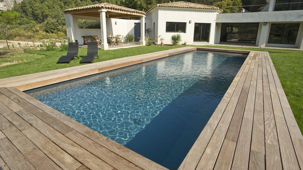nájde sa tu niekto, prosím, kto má murovaný bazén s tmavou fóliou?(tmavo šedá) Rada by som videla reálne foto - Obrázok č. 1