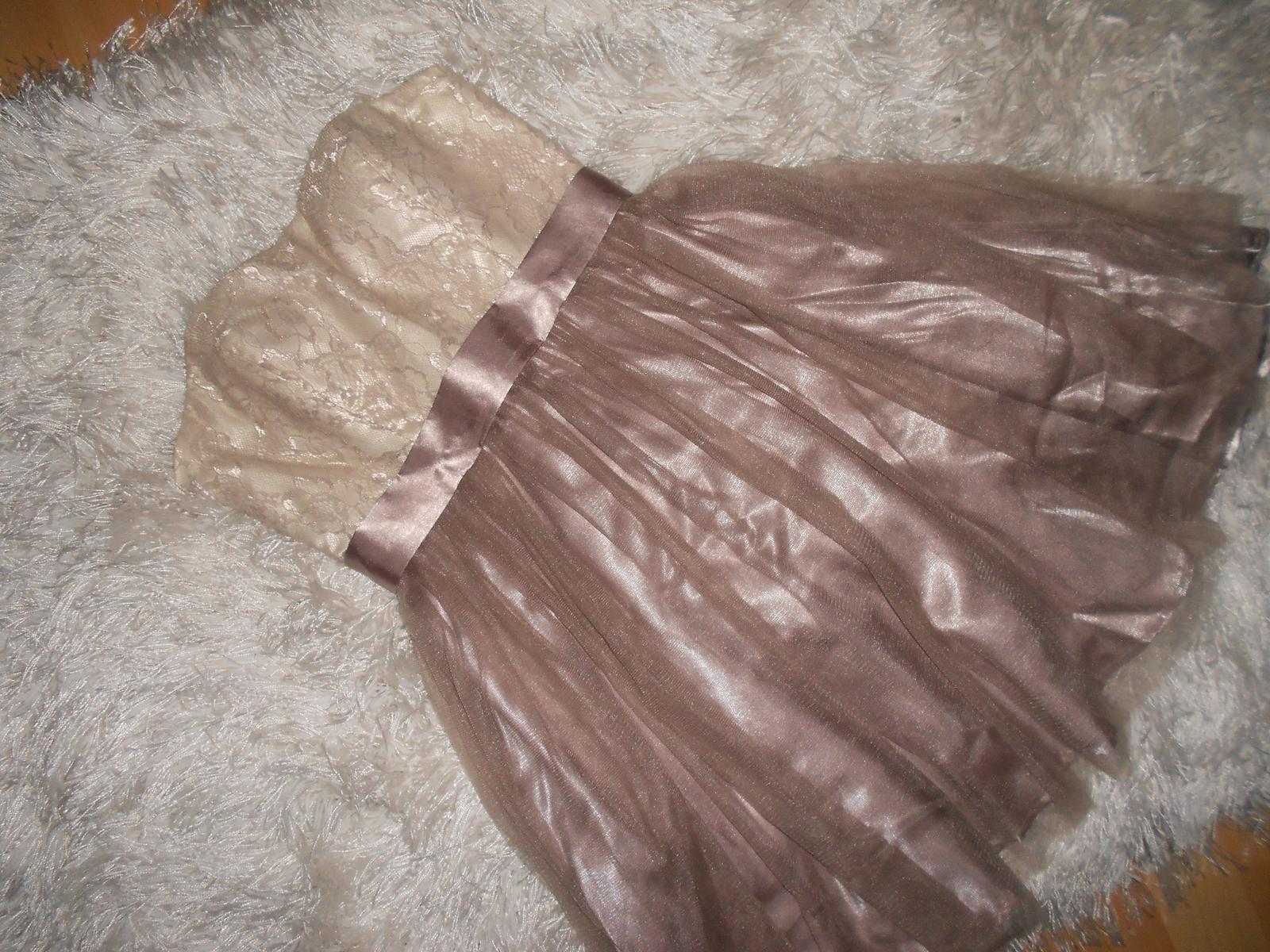 Šaty pre družičku zn. Amisu - Obrázok č. 1