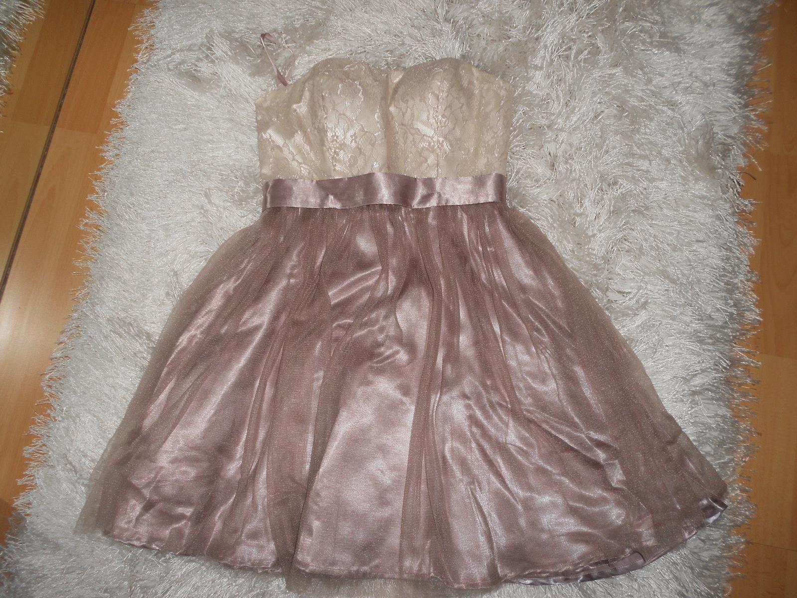 Šaty pre družičku zn. Amisu - Obrázok č. 2