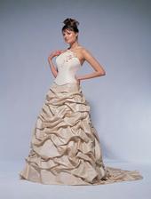 šaty na modelce....já ten korzet mám upravený...to za krk se mi moc nezdálo :-)