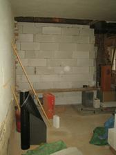 Už jsme u stropu, příčky jsou hotovy o víkendu nás čeká betonování stropů