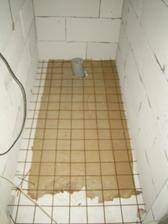záchod před