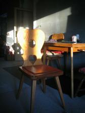 Naše židličky od české ručičky