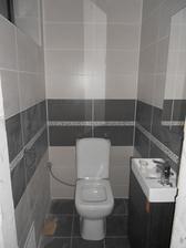 malé WC hotové