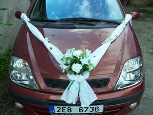 auto nevěsty-moje výroba