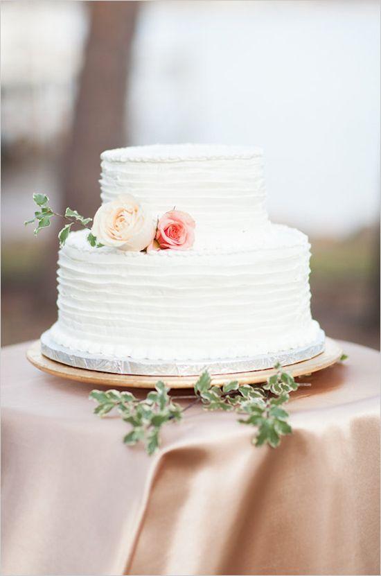 Sladké a pôvabné svadobné torty - Obrázok č. 3