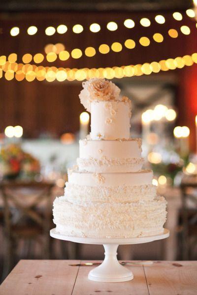 Sladké a pôvabné svadobné torty - Obrázok č. 6