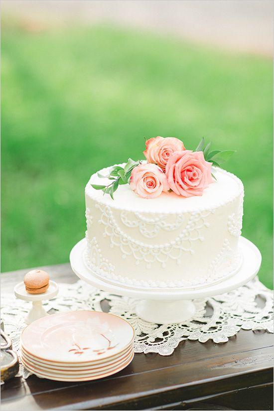 Sladké a pôvabné svadobné torty - Obrázok č. 9