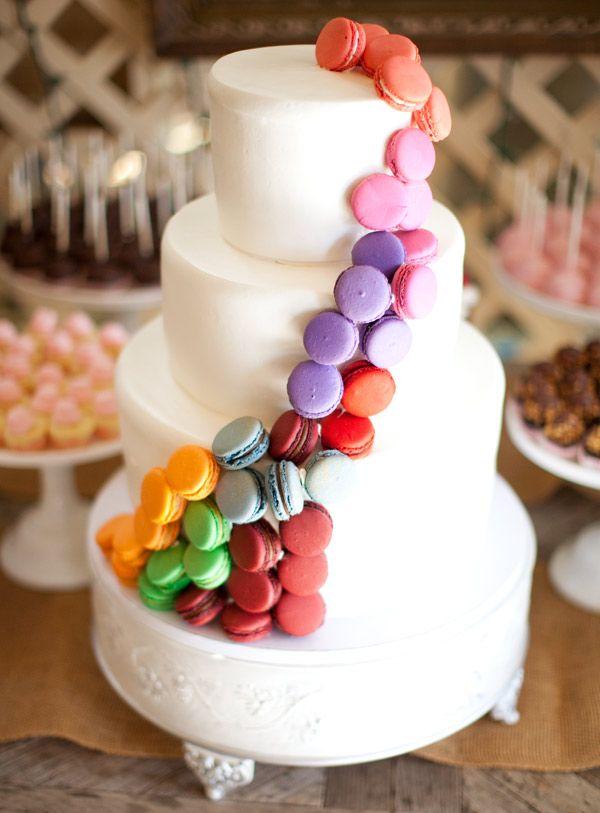 Sladké a pôvabné svadobné torty - Obrázok č. 13