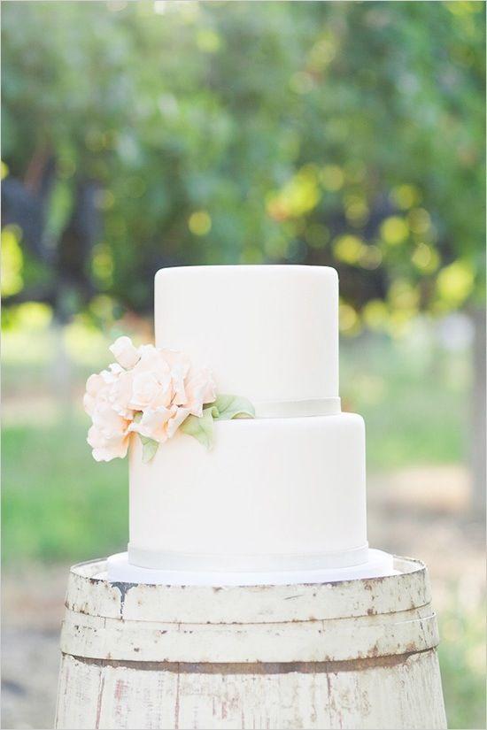 Sladké a pôvabné svadobné torty - Obrázok č. 15