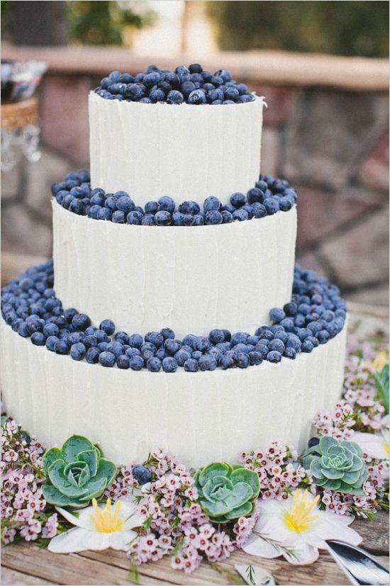 Sladké a pôvabné svadobné torty - Obrázok č. 16