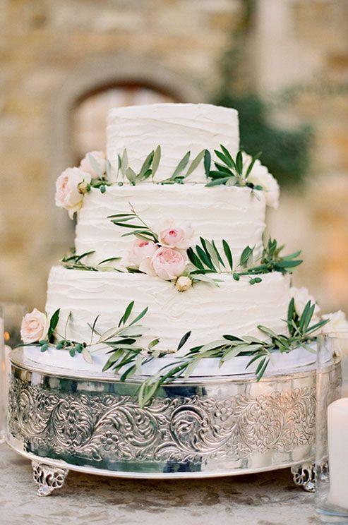 Sladké a pôvabné svadobné torty - Obrázok č. 17