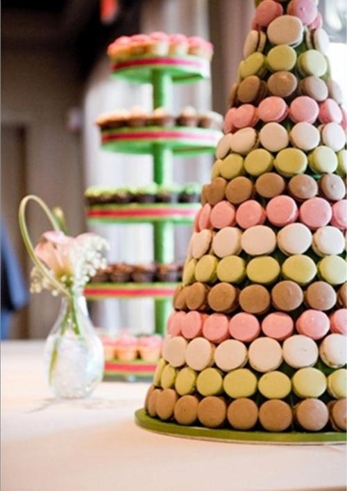 Sladké a pôvabné svadobné torty - Obrázok č. 20