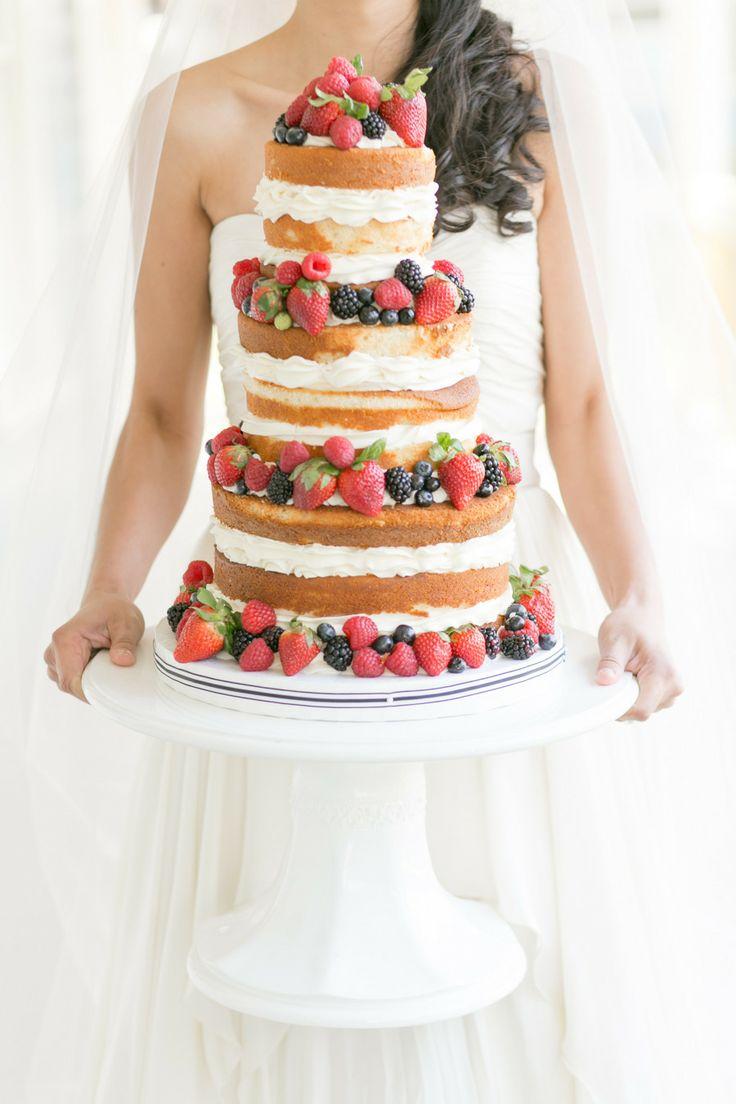 Sladké a pôvabné svadobné torty - Obrázok č. 21