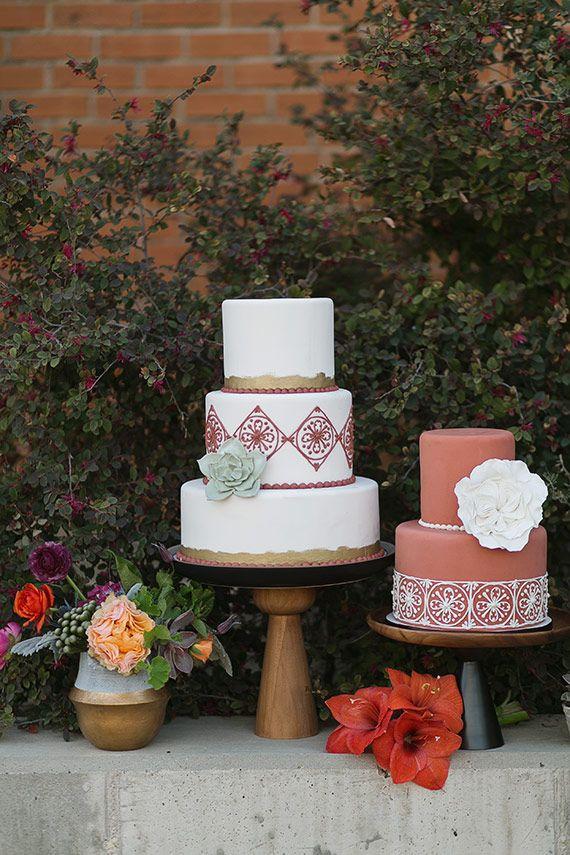 Sladké a pôvabné svadobné torty - Obrázok č. 25