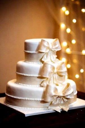 Sladké a pôvabné svadobné torty - Obrázok č. 29