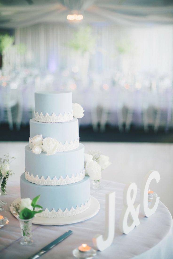 Sladké a pôvabné svadobné torty - Obrázok č. 31