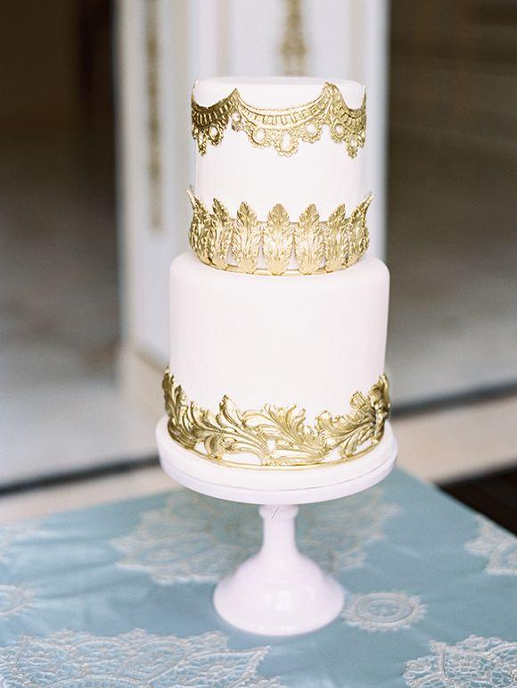 Sladké a pôvabné svadobné torty - Obrázok č. 32