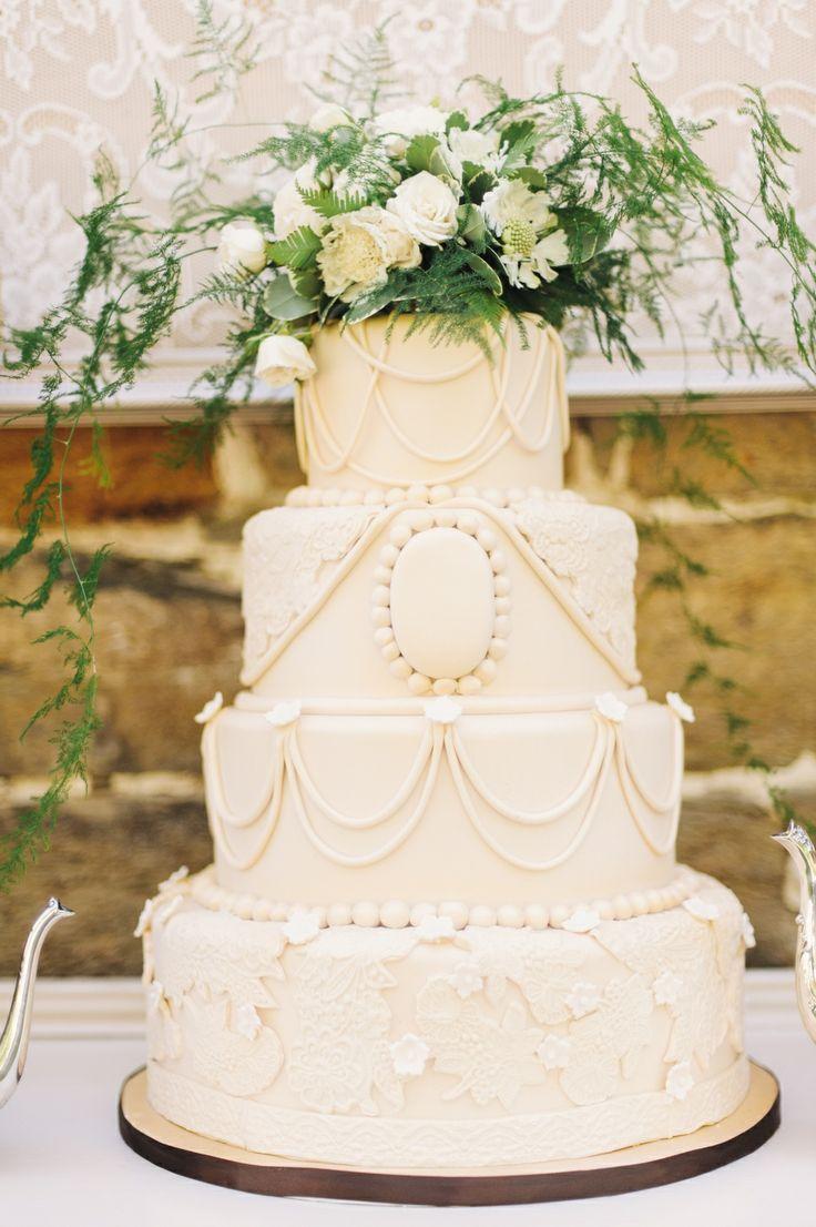 Sladké a pôvabné svadobné torty - Obrázok č. 36