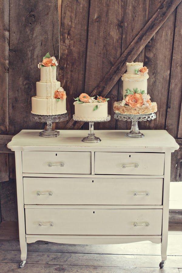 Sladké a pôvabné svadobné torty - Obrázok č. 38