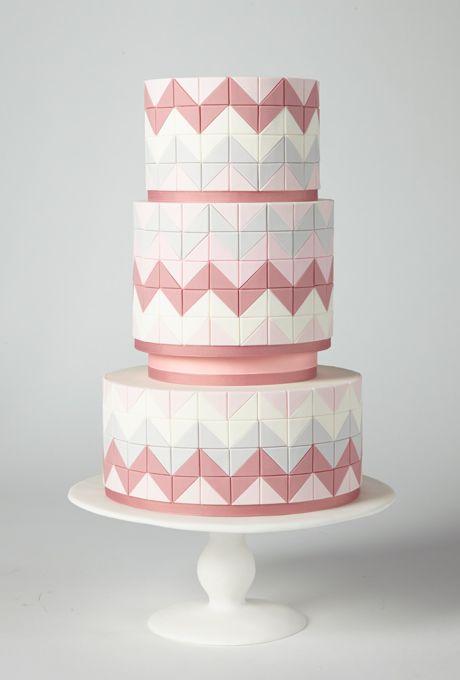 Sladké a pôvabné svadobné torty - Obrázok č. 45