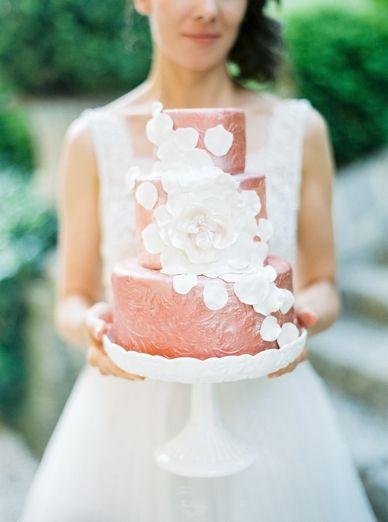 Sladké a pôvabné svadobné torty - Obrázok č. 48