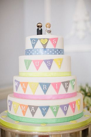 Sladké a pôvabné svadobné torty - Obrázok č. 50