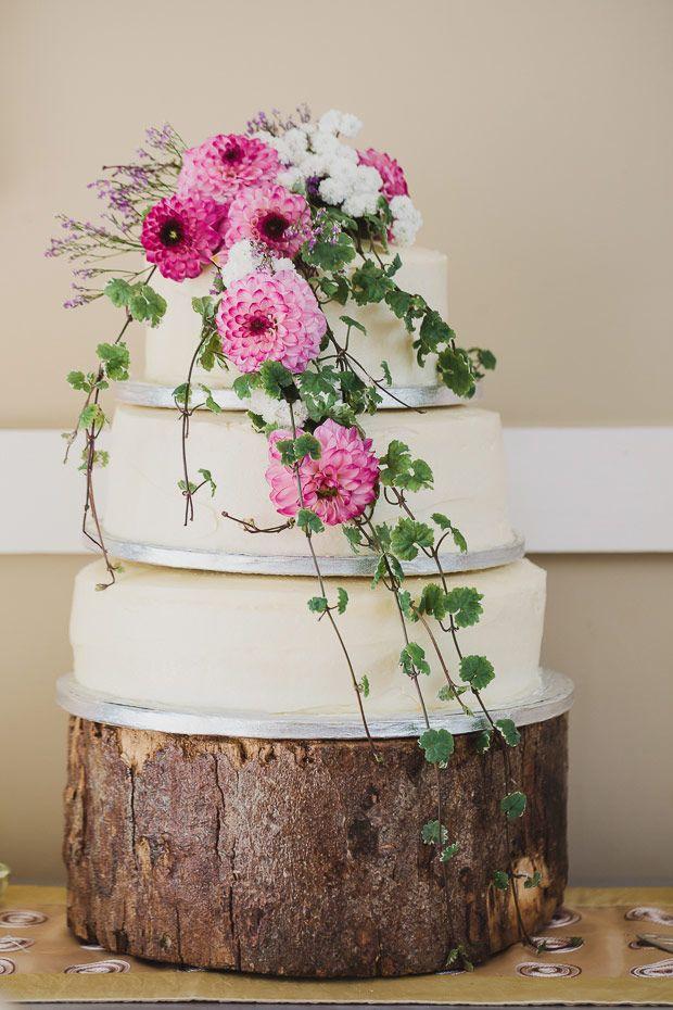 Sladké a pôvabné svadobné torty - Obrázok č. 51