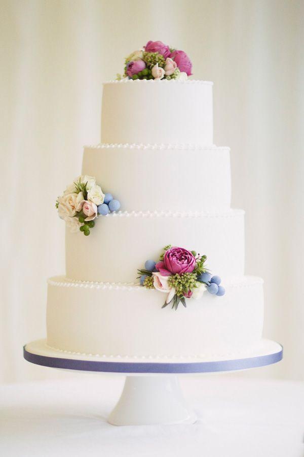 Sladké a pôvabné svadobné torty - Obrázok č. 52