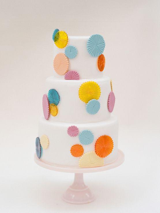 Sladké a pôvabné svadobné torty - Obrázok č. 53