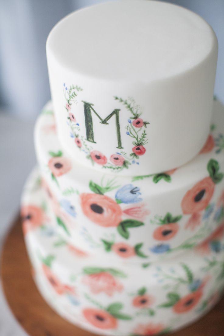 Sladké a pôvabné svadobné torty - Obrázok č. 54