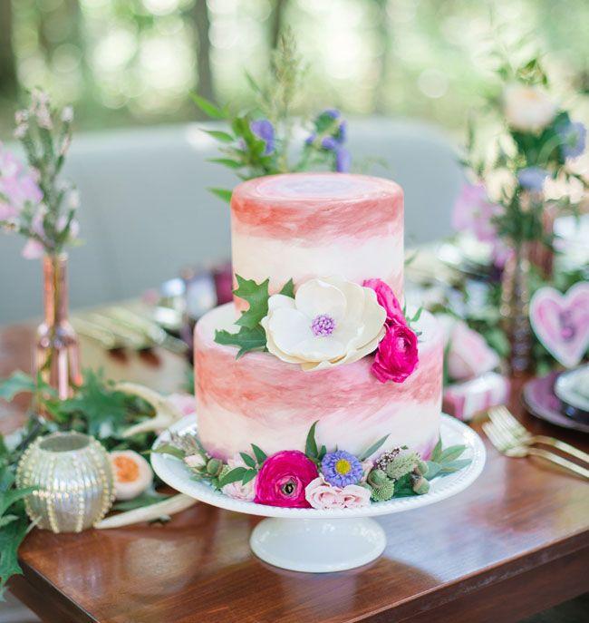 Sladké a pôvabné svadobné torty - Obrázok č. 55