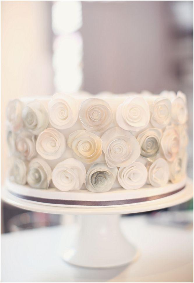 Sladké a pôvabné svadobné torty - Obrázok č. 58