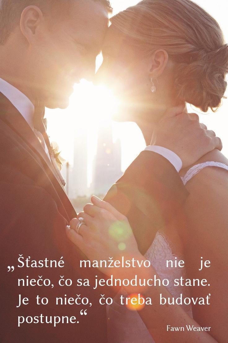 Na našej facebook stránke www.facebook.com/Mojasvadba.sk som začala zverejňovať rôzne citáty na tému svadba, manželstvo a láska. Máte i vy svoj obľúbený, ktorý vystihuje váš vzťah, mali ste ho na oznámení, alebo sa vám jednoducho páči? Napíšte mi ho a ja vám zaň pošlem srdiečko :) #citaty - Obrázok č. 1